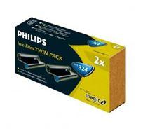 Fólie do faxu Philips PFA324, 411, 441, 456, 470, 471, 476, 480, 481, PFA 324, 2x150s, s, 2ks, O