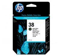 Inkoustová cartridge HP Photosmart Pro B9180, C9412A, matte black pigment, No.38, O